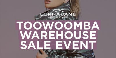 Lorna Jane X World Gym Toowoomba Warehouse Sale BOOTCAMP!