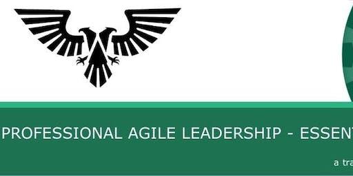 Professional Agile Leadership - Essentials: Columbus
