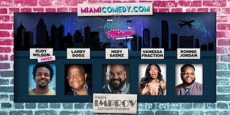 From Atlanta To Miami Comedy Show boletos