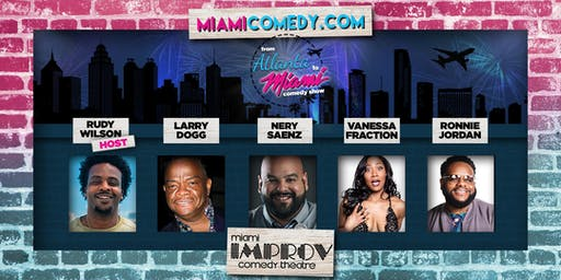 From Atlanta To Miami Comedy Show