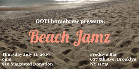 Opera on Tap Home Brew Presents: Beach Jamz! tickets