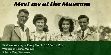 Meet me at the Museum in July tickets