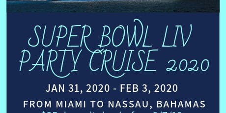 Lipsticks and Laughs Super Bowl Party Cruise 2020  tickets