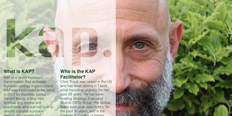 Kap - A Direct Kundalini Transmission tickets