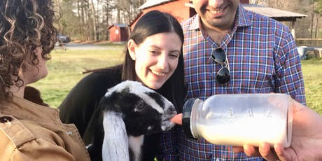 6/29 Storytelling and Baby Goats at the Greensboro Farmers Curb Market tickets