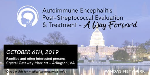 Autoimmune Enceph Post-Streptococcal Evaluation & Treatment, A Way Forward