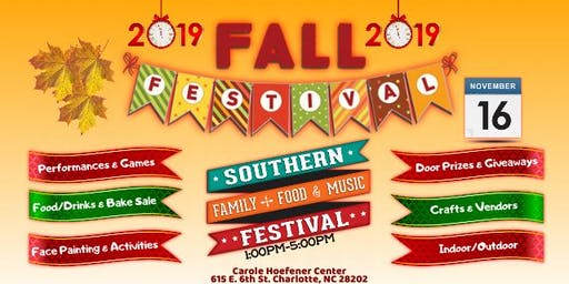 AT&T Fiber Presents: 2019 Queen City Fall Festival
