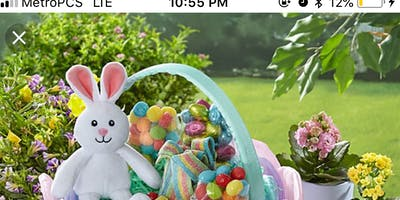 Roy Wilkins park Easter egg Hunt