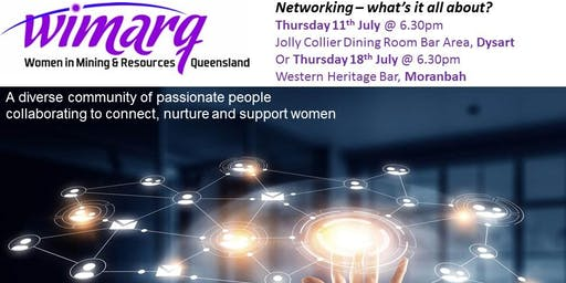 WIMARQ Dysart - Networking - What's it all About?