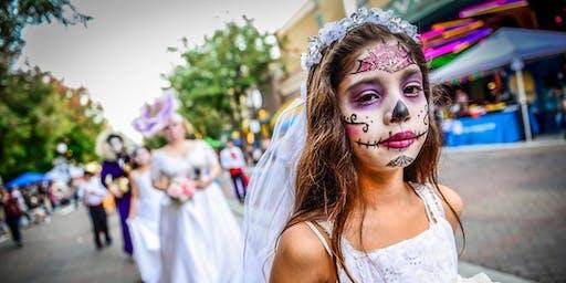 Dia de Los Muertos/Catrin & Catrina class
