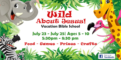 Vacation Bible School at Rio Life - FREE tickets