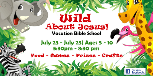 Vacation Bible School at Rio Life - FREE