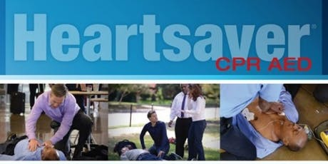 Learn CPR for Laypeople (AHA Heartsaver CPR class) tickets