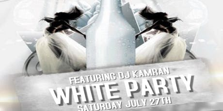 SUMMER WHITE PARTY tickets