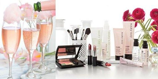 A Champagne Day with Mary Kay