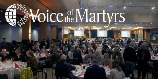 Voice of the Martyrs Annual Fundraising Dinner Sydney NSW