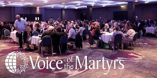 Voice of the Martyrs Annual Fundraising Dinner Brisbane QLD