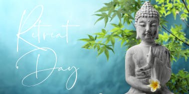 Healing Retreat Day with Yoga, Meditation & Sound Healing