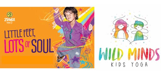 Crossfield Zumba kids jr and wild minds yoga crossfield