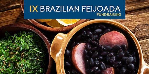 IX Fundraising Feijoada - Paul & Stephen Spiritist Centre