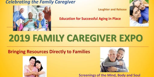 Family Caregiver Expo - Registration