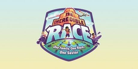 THE INCREDIBLE RACE: VBS  2019 tickets