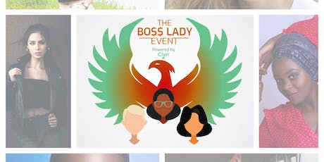 The Boss Lady Event tickets