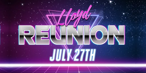 Lloyd Family Reunion 2019          (no need to register)