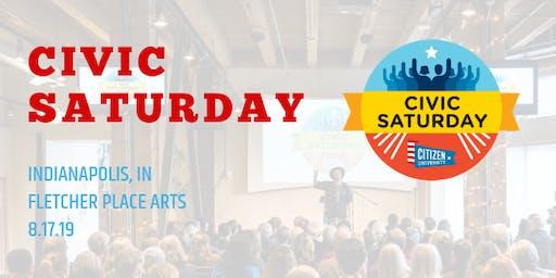 Civic Saturday at Fletcher Place Arts