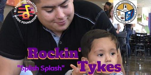 "Rockin' Tykes June: ""Splish Splash"""