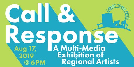 Call and Response: A Multi-Media Exhibition of Regional Artists tickets
