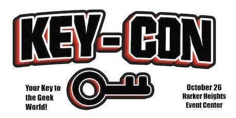 Key-Con tickets