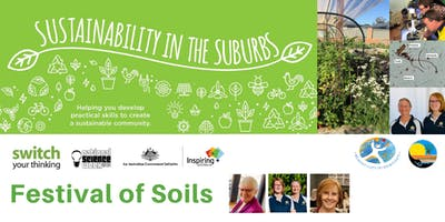 Festival of Soils - Sustainability in the Suburbs