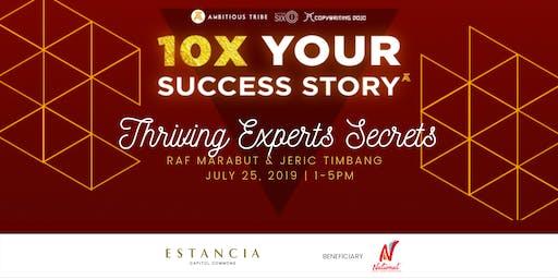 Thriving Experts Secrets
