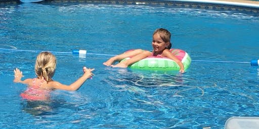 Swim Strokes 202 - Ages 6 to 9 years old.