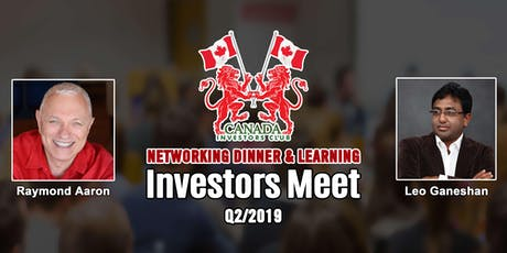 Investors Meet- Q2-2019 tickets