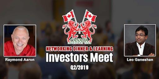 Investors Meet- Q2-2019