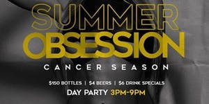 SUMMER OBSESSION | CANCER SEASON BRUNCH & DAY PARTY |...