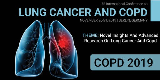 6th International Conference on Lung Cancer and COPD