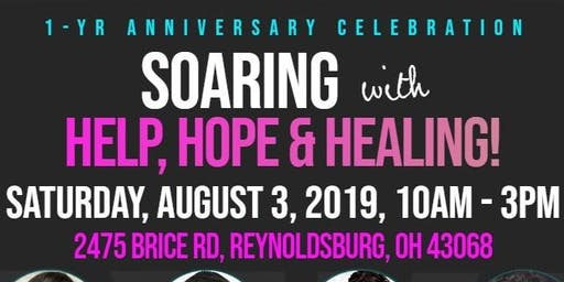 SOARING with Help, Hope, and Healing Conference