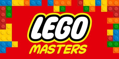 Lego Masters - Term 3 - Collingwood Library tickets