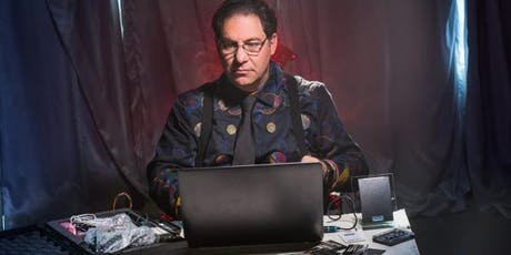 KEVIN MITNICK LIVE - From Black Hat to White Hat! tickets