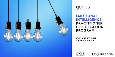 Genos Emotional Intelligence certification program tickets