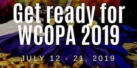 Team UK WCOPA 2019 Journey Hollywood LA tickets