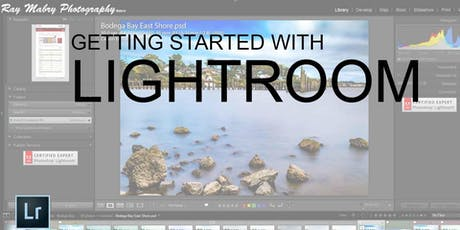 Getting Started with Lightroom Classic CC tickets