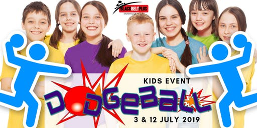 KIDS ULTIMATE DODGEBALL EVENT - Kids Educational Action Packed Event in Burleigh