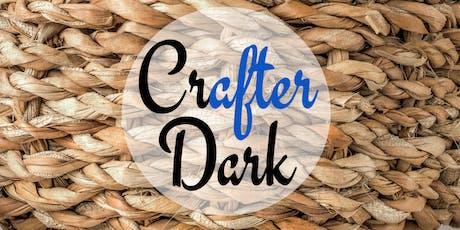 Crafter Dark: Basket Weaving tickets