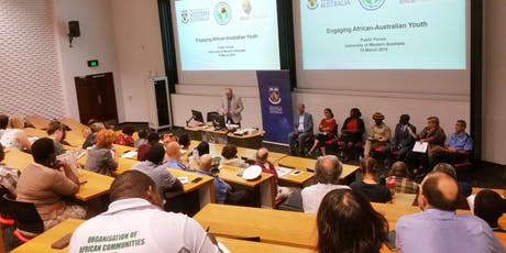 National African-Australian Diaspora Engagement Conference (NAADEC) 2019 tickets