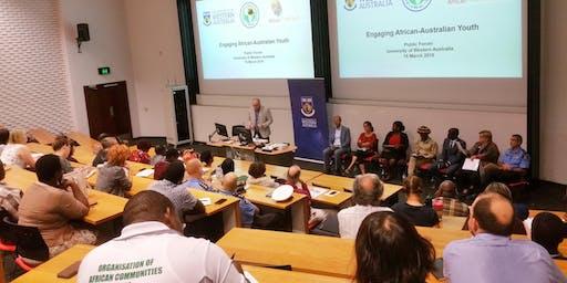National African-Australian Diaspora Engagement Conference (NAADEC) 2019