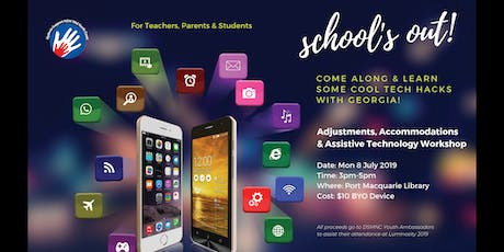 School's Out Assistive Tech Workshop tickets